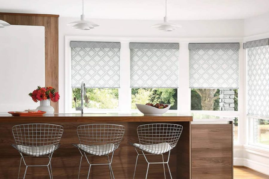 Designer Roller Shades Designer Screen Shades and Skyline Panels