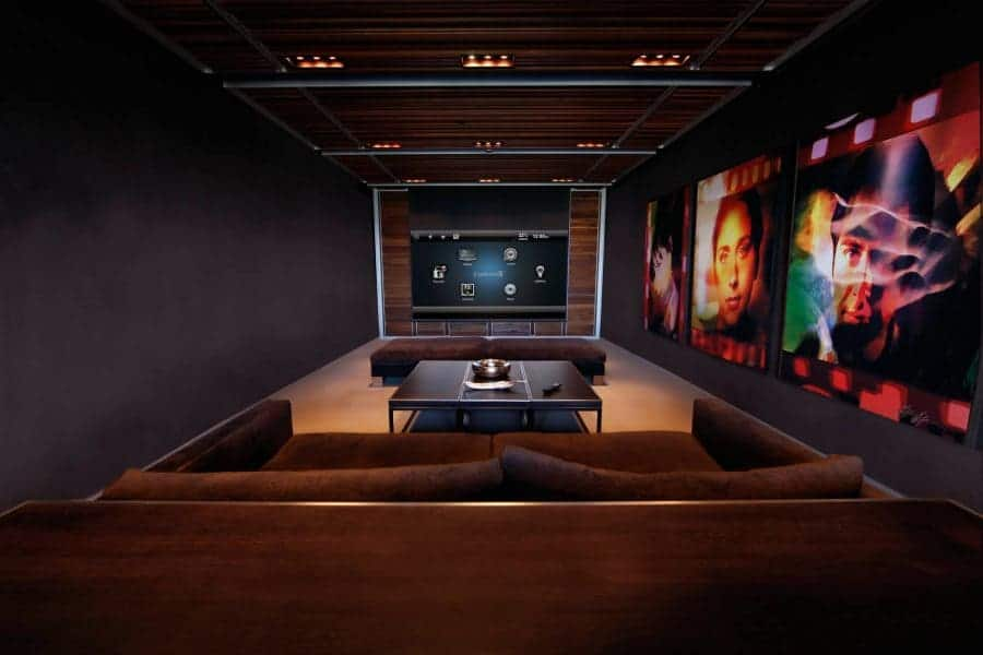 Media Room Home Theater