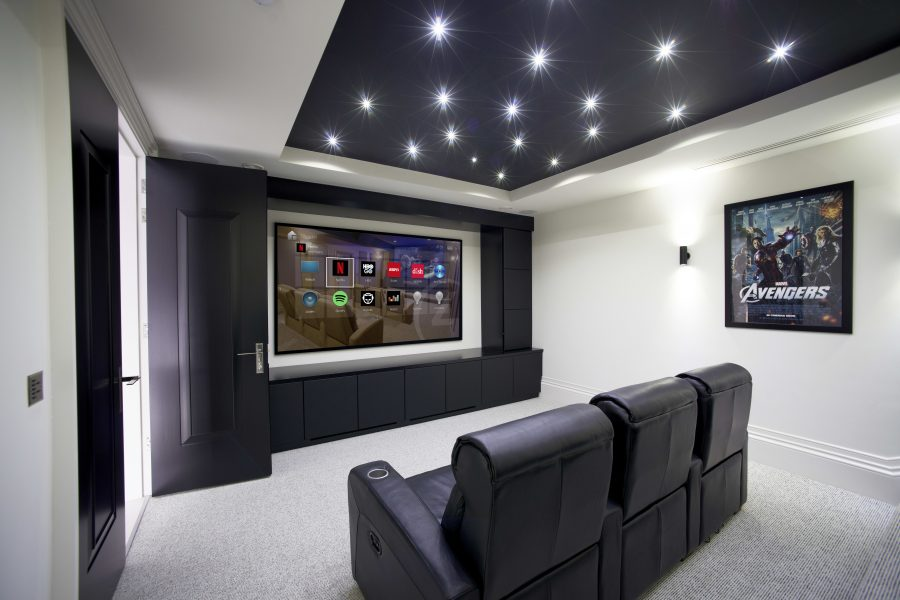 Home Theater Room OS3