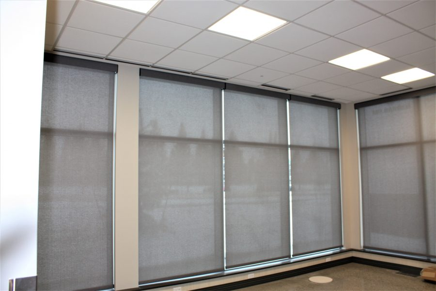 Automated Living Solutions-Commercial Shades